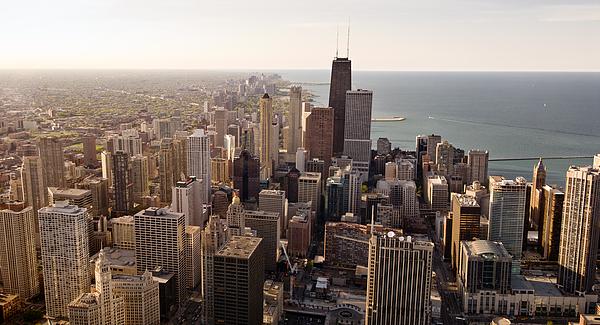 Chicago Print by Steve Gadomski