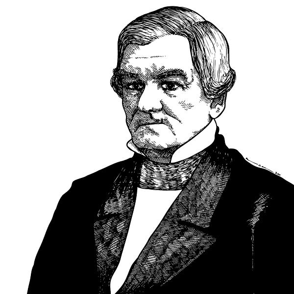 Chief John Ross Print by Karl Addison