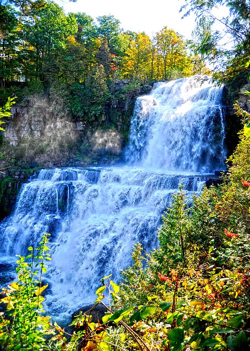 Diane E Berry - Chittenango Falls 2