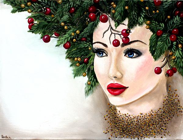Pechez Sepehri - Christmas Woman
