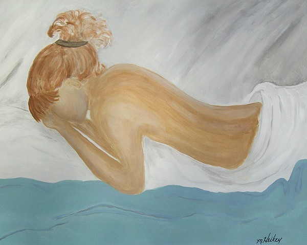 Chronic Pain Print by Marsha Heiken