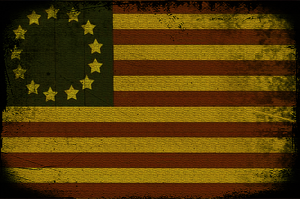 Bill Cannon - Colonial Flag