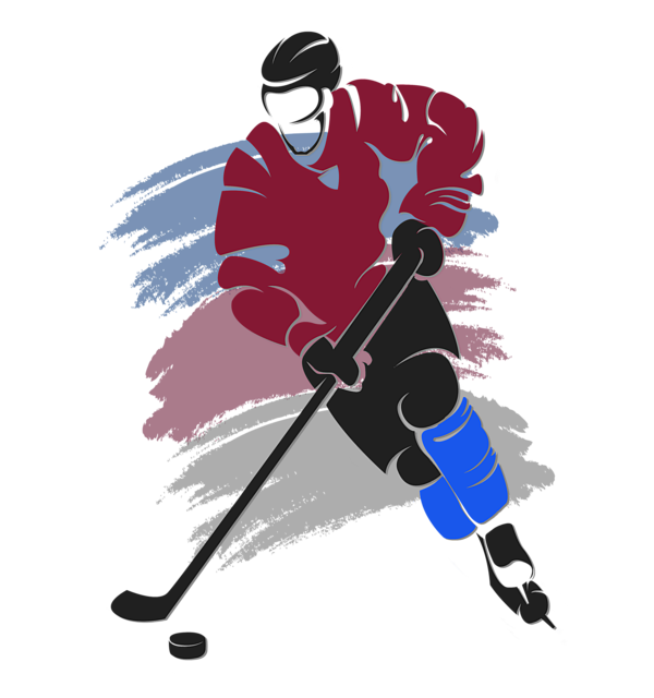 Colorado Avalanche Player Shirt Shower Curtain For Sale By