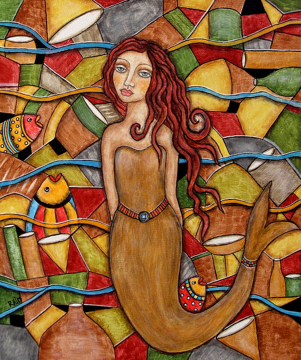 Cordelia Print by Rain Ririn