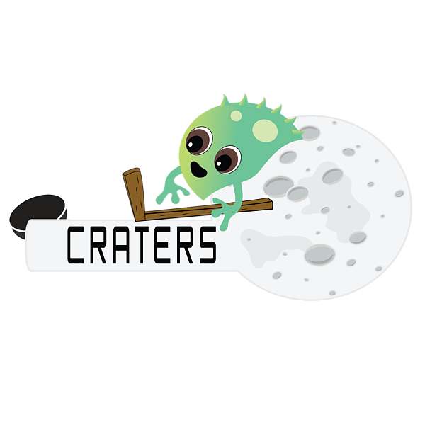 Craters Logo Shower Curtain For Sale By Moon Toons