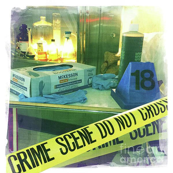 Nina Prommer - Crime Scene Do Not Cross