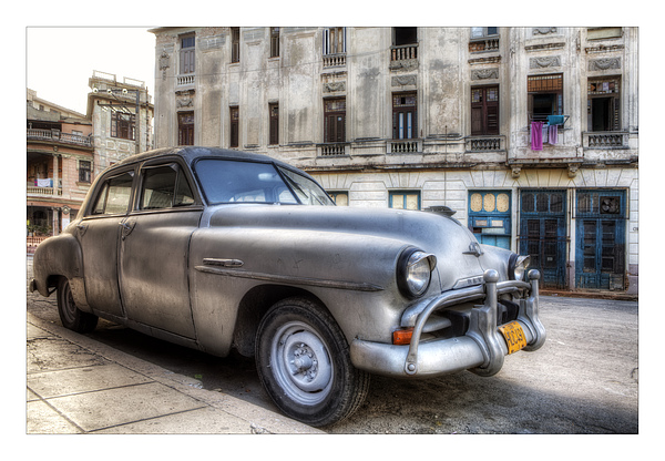 Cuba 03 Print by Marco Hietberg