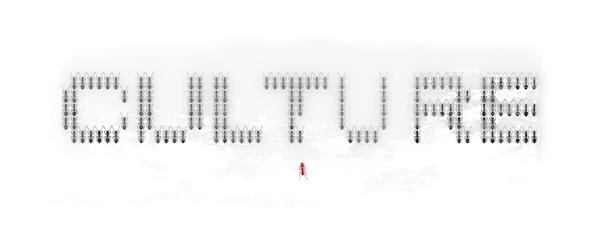 Culture Print by Pixel Chimp
