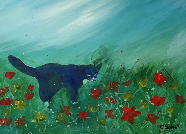 Christina Schott - Curious Poppies