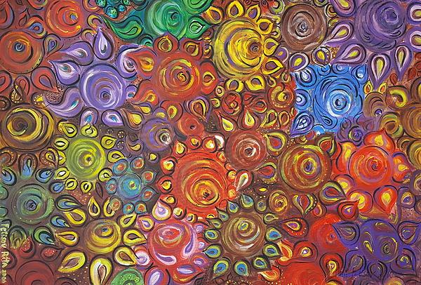 Rita Fetisov - Decorative flowers