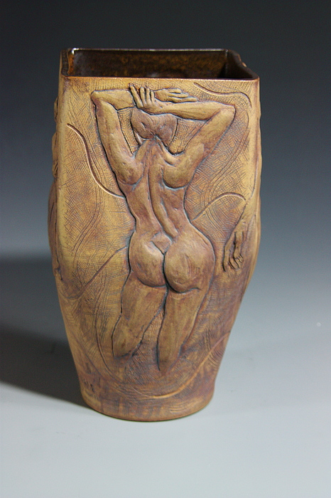 Dionysos Inspirer Of Ritual Ecstasy Print by Dan Earle