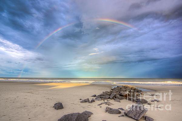 Matthew Trudeau - Dissolving Storm in Garden City Beach SC