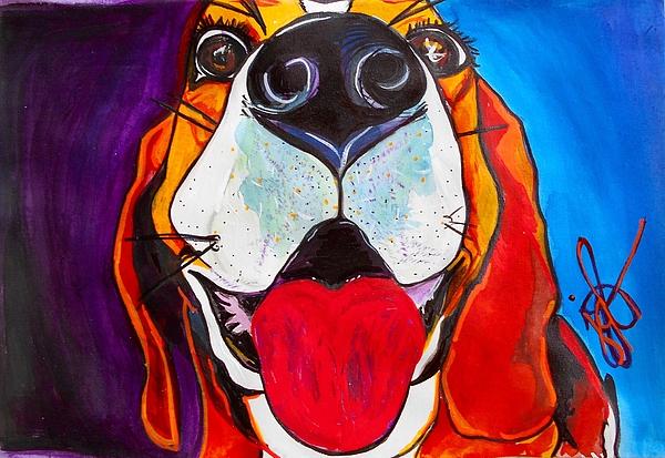 Jordan  Bodenhamer Barnard - Dog Daze of Delilah