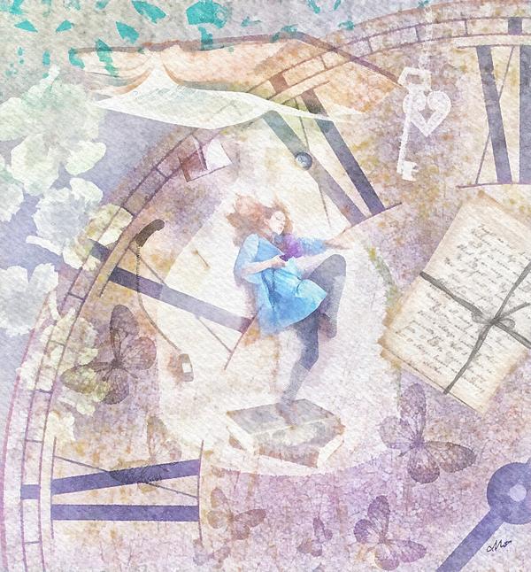 Dreamer Print by Mo T