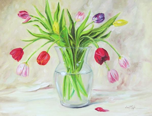 Jean Costa - Dutch Tulips