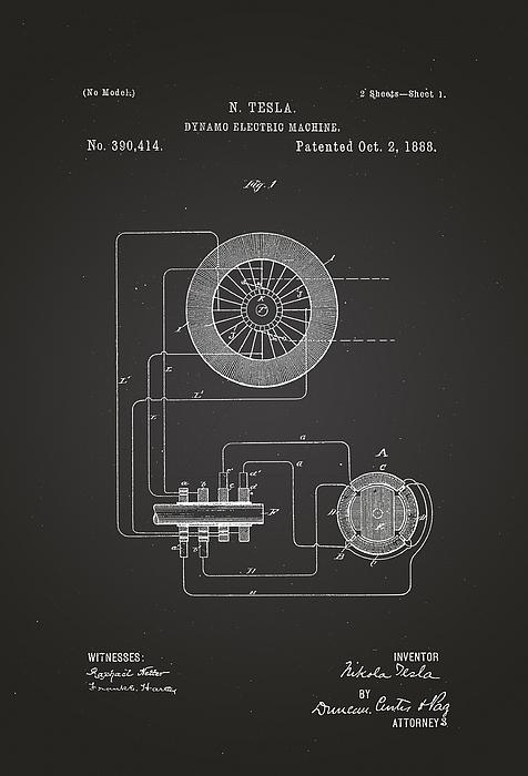 dynamo machine