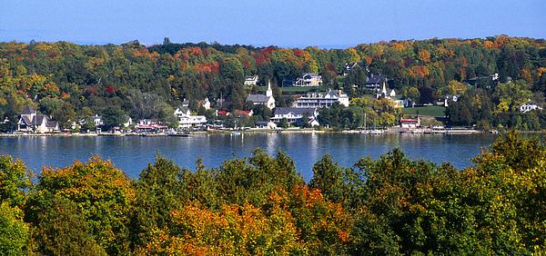 Sandra Bronstein - Eagle Harbor and Ephraim - Door County