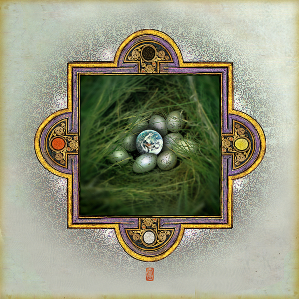 Michael Green - Earth as Egg