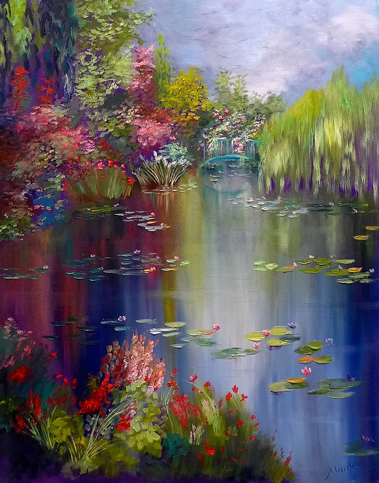 Marina Wirtz - Water Garden