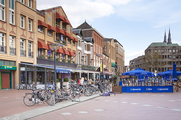 Eindhoven Print by Andre Goncalves