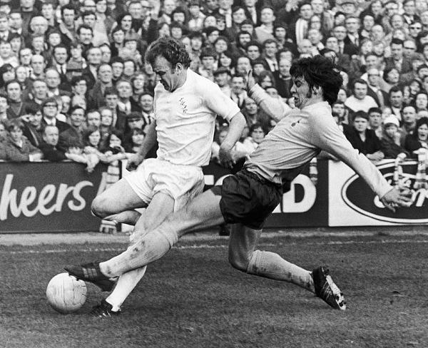 England: Soccer Match, 1972 Print by Granger
