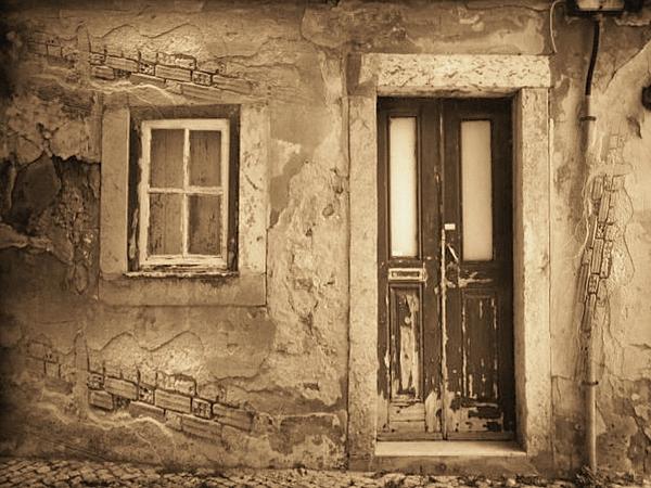 Eos Cottage Print by Yanni Theodorou