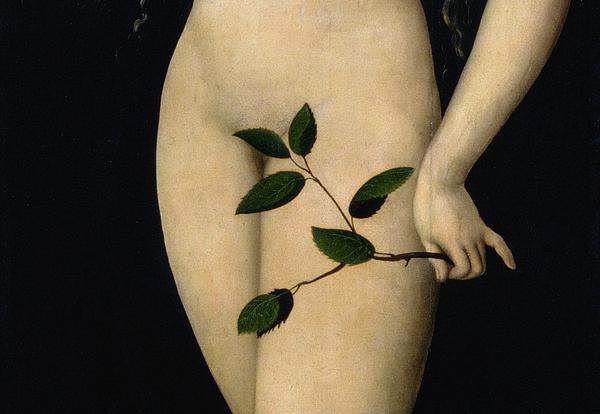 Eve Print by The Elder Lucas Cranach