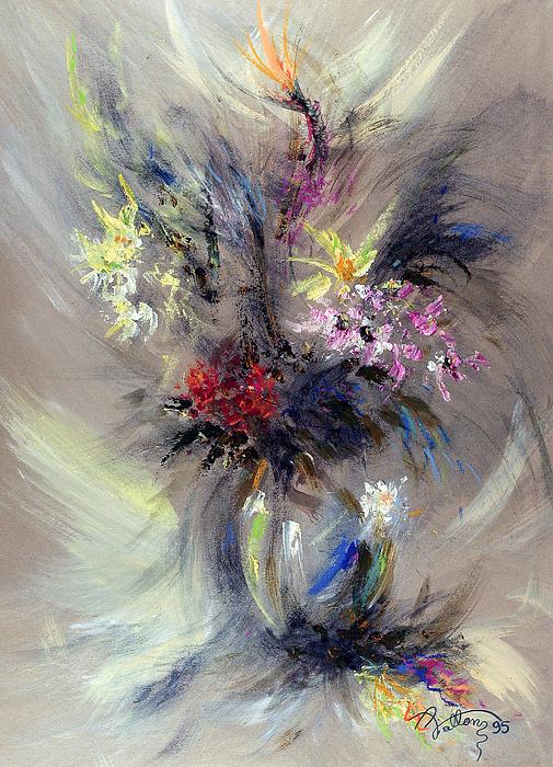 Exotique bouquet by pierre vallon for Bouquet exotique