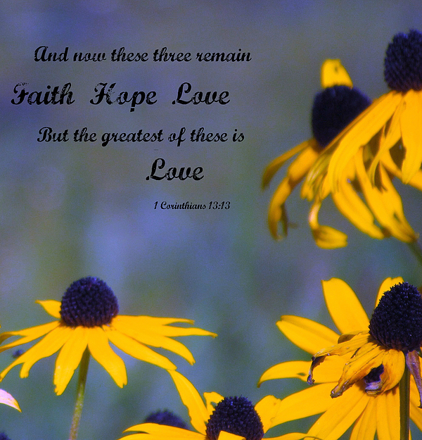 Beverly Canterbury - Faith Hope Love