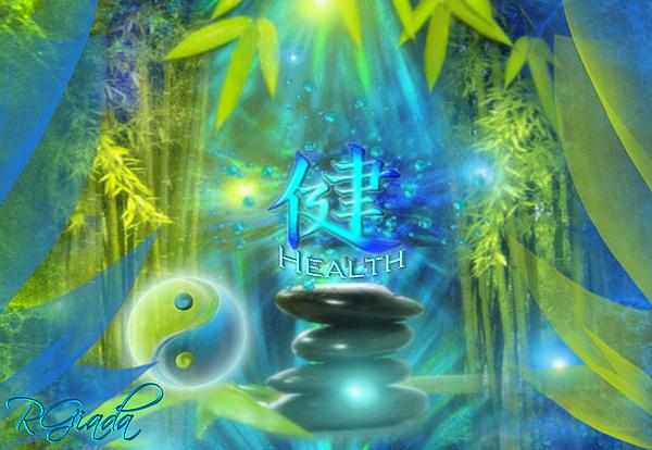 feng shui health by giada