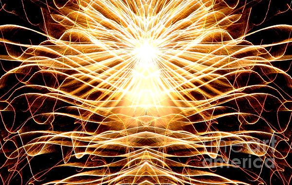Rose Santuci-Sofranko - Fireworks Angel Good triumphs over evil