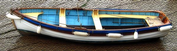 Fishing Boat Print by Svetlana Sewell