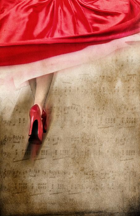 Fleur De Fleur Print by Svetlana Sewell