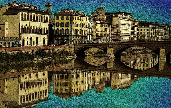 Florence Print by Jeff Breiman
