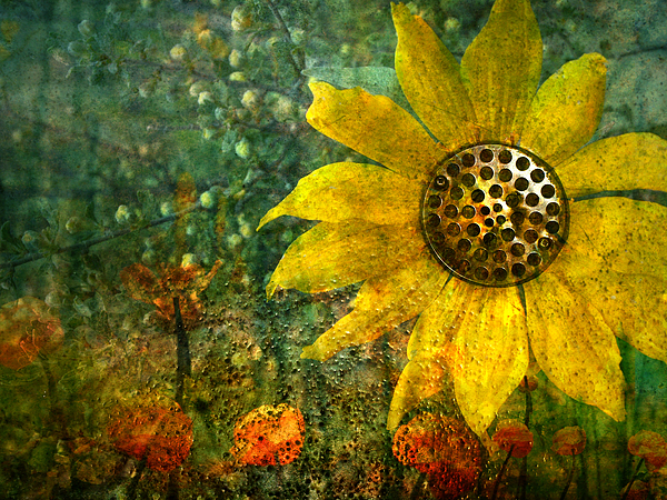 Flowers For Fun Print by Tara Turner