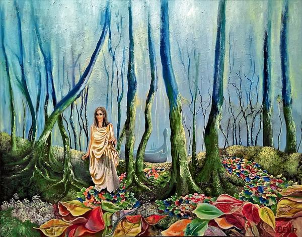 Gordon Behr - Forest Of Divene Light