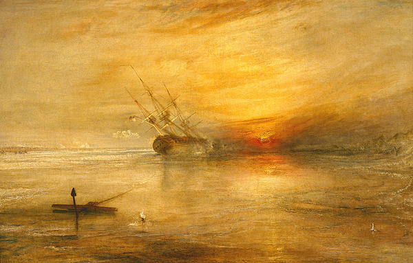 Fort Vimieux Print by Joseph Mallord William Turner