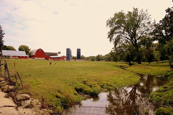 Fredericksburg Ia Farm By Darla Wells