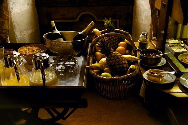 Fruits Of France Print by Madeline Ellis