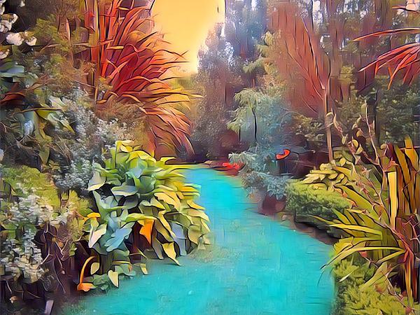 Nancy Pauling - Garden Beauty