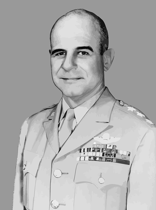 General James Doolittle Print by War Is Hell Store