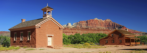 Grafton Ghost Town - Color Print by William Gillam