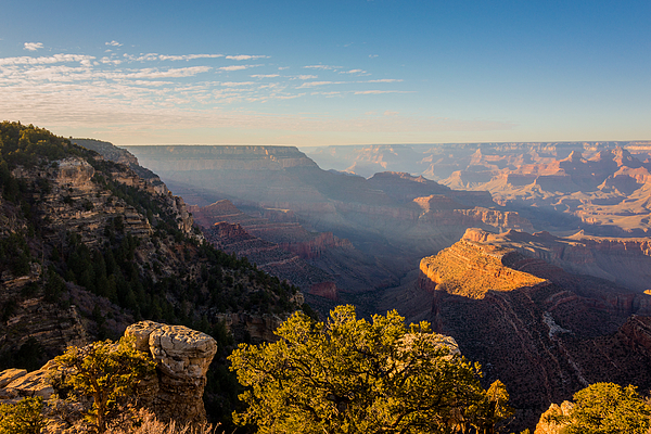 Grandview Sunset - Grand Canyon National Park - Arizona Print by Brian Harig