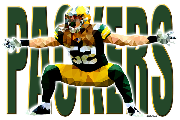 Green Bay Packers By Stephen Younts