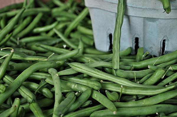 Green Beans Print by William Jones