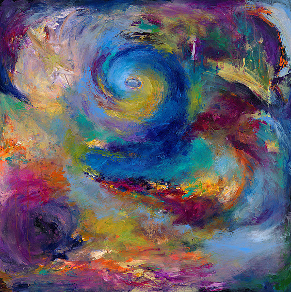 Halcyon Winds Print by Johnathan Harris