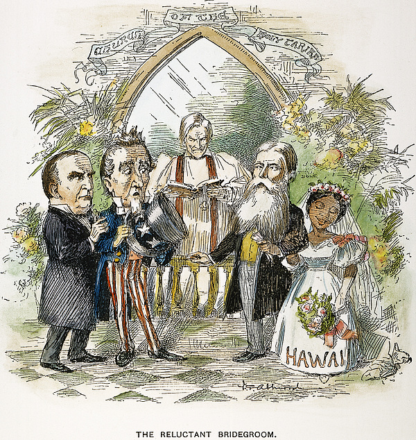 the united states annexation of hawaii The annexation of hawaii queen liliuokalani was deposed and a republic was declared which immediately sought annexation to the united states.