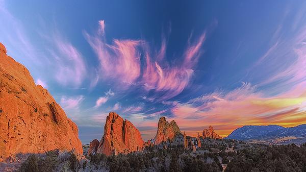 Luis A Ramirez - Heaven and Earth