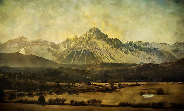 Home Series - The Grandeur Print by Brett Pfister
