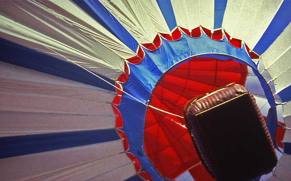 Hot Air Balloon - 1 Print by Randy Muir